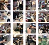 The Frozen Museum - workshop montage